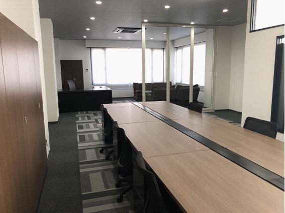 事務所移転をきっかけに、働きやすい職場環境へ