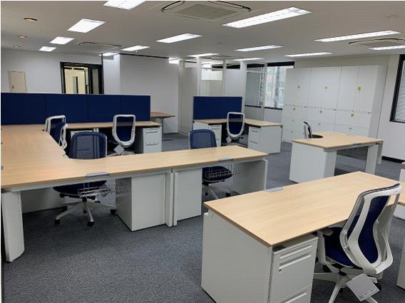 事務所オフィス家具2