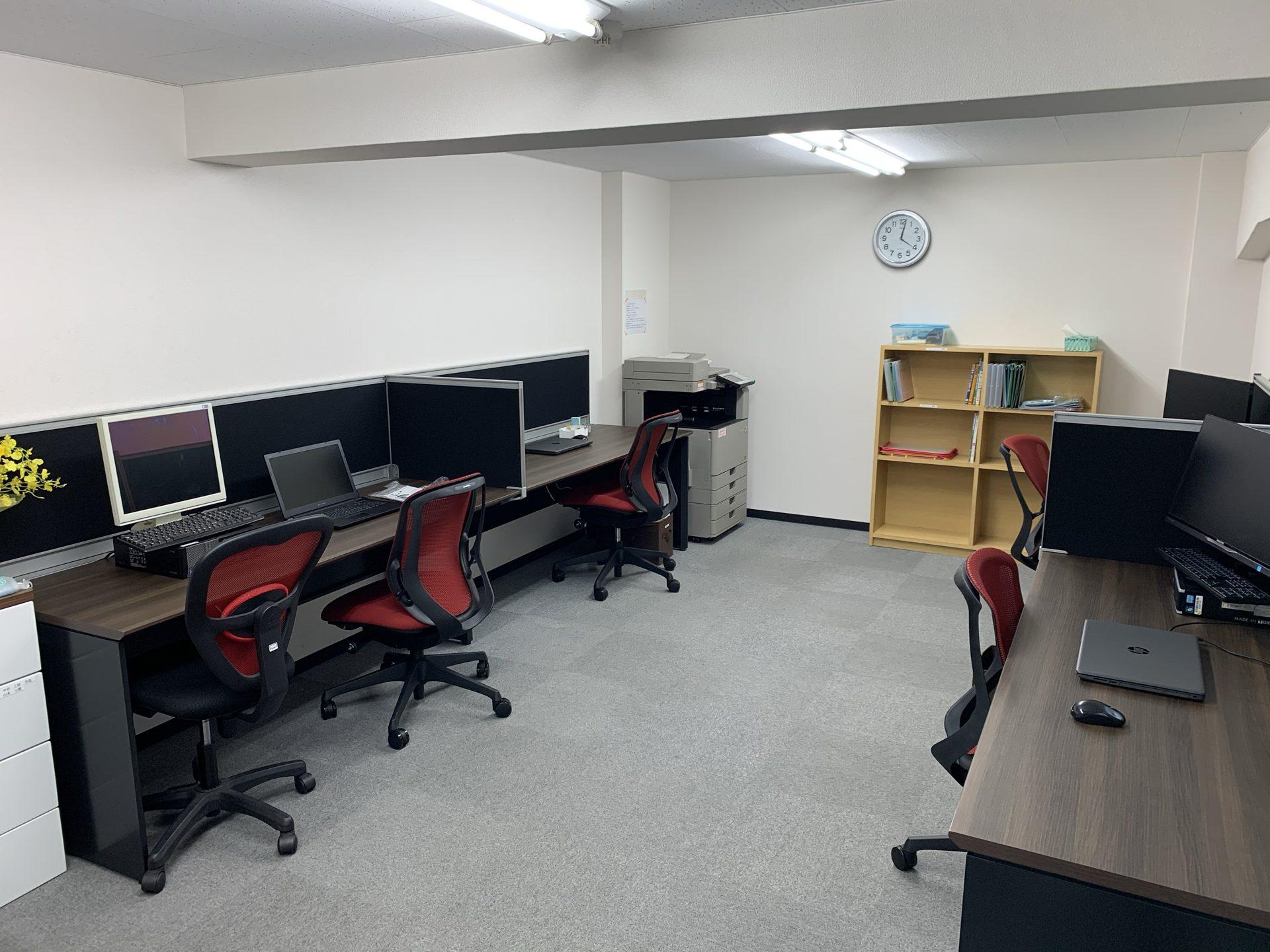事業拡大に伴い、経営戦略室を創りました!!